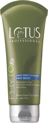 Lotus Professional Professional PHYTO-Rx Pimples & Acne Clarifying Crme Face Wash(80 g)