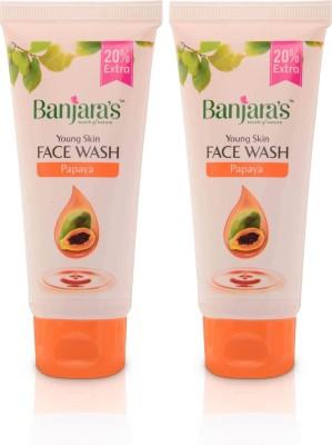 Banjaras Papaya  Face Wash