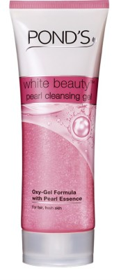 Ponds White Beauty Pearl Gel Face Wash
