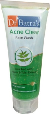 Dr.Batra's Acne Clear  Face Wash