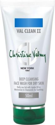 Christine Valmy Cv Valclean Ii- Dry Skin Face Wash
