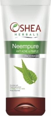 Oshea Herbals Neempure Anti Acne And Pimple Face Wash