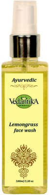Vedantika Herbals Lemongrass  Face Wash