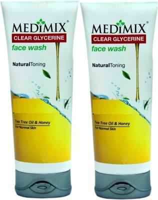 Medimix Clear Glycerine Face Wash 100G Face Wash