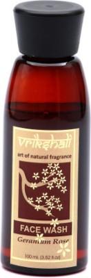Vrikshali Geranium Rose Face Wash