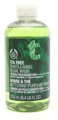 The Body Shop Tea Tree Skin Clearing Face Wash