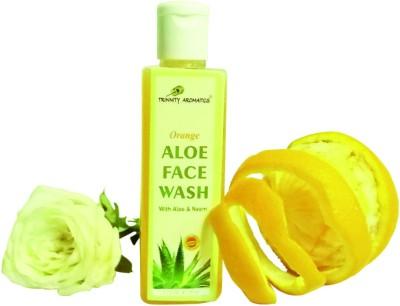 Trinnity Aromatics Aloe-Orange Face Wash