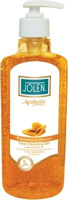 Jolen Papaya Cleansing Gel Face Wash(250 gm)