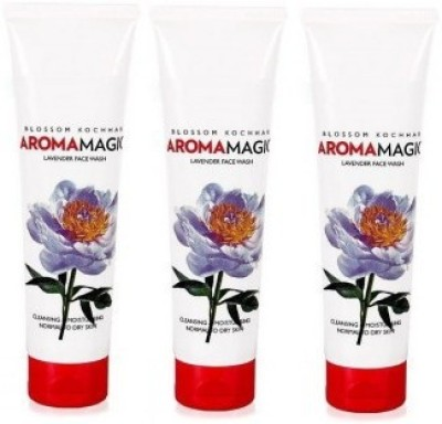 Aroma Magic Lavender Facewash (Pack of 3) Face Wash