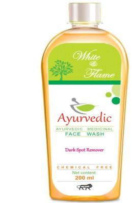 white & flame Dark Spot Remover  Face Wash