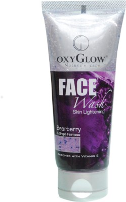 Oxy Bearberry & Grape Face Wash