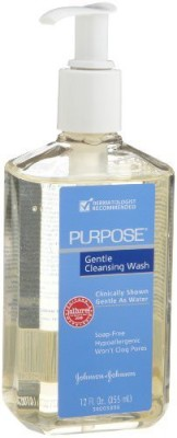 Purpose Gentle Cleansing Wash, 12-Ounce (Pack of 2) Face Wash