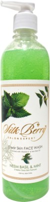 Silk Berry Neem Tulsi and Mint  Face Wash