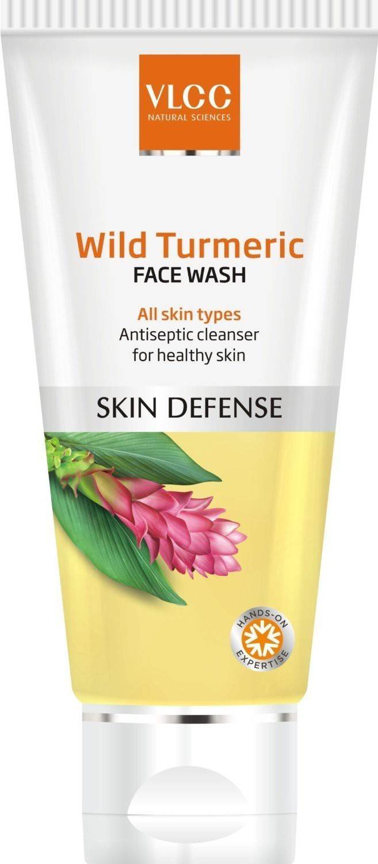 VLCC Wild Turmeric Face Wash Skin Defence-80 Face Wash(80 ml)