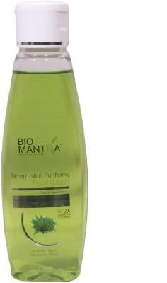 Bio Mantra Neem Face Wash