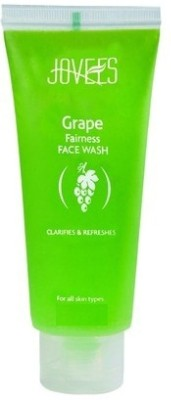 Jovees Clarifying Fairness with Grape Face Wash