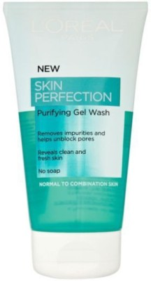 L,Oreal Paris Paris New Skin Perfection Gel Face Wash