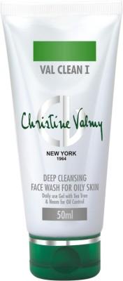 Christine Valmy Cv Valclean I- Oily Skin Face Wash