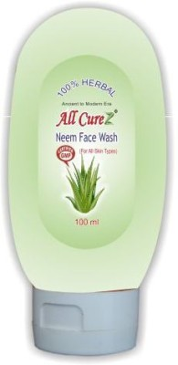 All Curez Neem  Face Wash