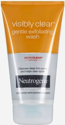 Neutrogena Visibly Clear Face Wash