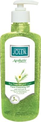 Jolen Aesthetic Tea Tree Oil Face Cleansing Gel Face Wash