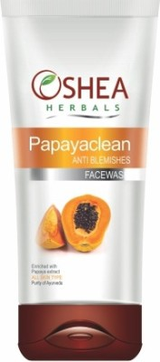 Oshea Herbals Papayaclean, Anti Blemish Face Wash