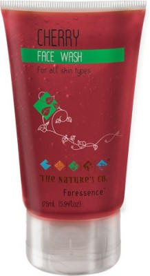 The Nature,s Co Cherry Face Wash
