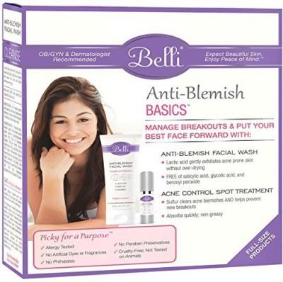 Belli Skincare - Anti-Blemish Basics Value Set Face Wash