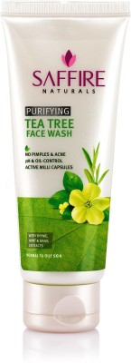 Saffire Tea Tree Purifying  Face Wash