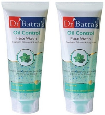 Dr Batra Oil Control Face Wash
