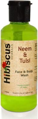 Hibiscus Herbals Neem  Face Wash