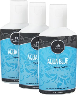 Cosderma Aqua Blue  Face Wash