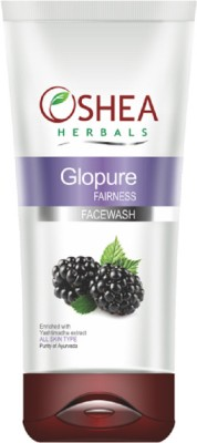 Oshea Herbals Oshea Herbals - Glopure - Fairness Face Wash 120 Gm (All Skin Types) Face Wash