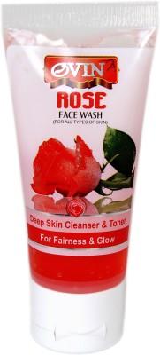 Ovin Rose Face Wash