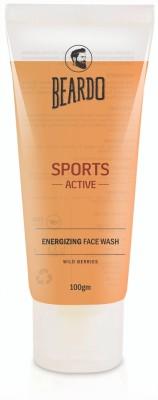 Beardo SPORTS ACTIVE Energizing Face Wash