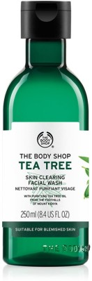 The Body Shop Face Wash