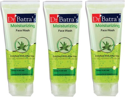 Dr Batra Aloevera Moisturizing Face Wash