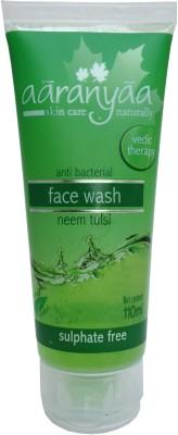 Aaranyaa Sulphate Free Anti Bacterial Neem Tulsi Face Wash