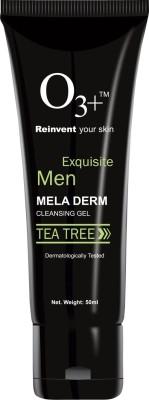 O3+ Men Tea Tree Mela Derm Cleansing Gel Face Wash