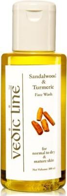 Vedic Line Sandalwood & Turmeric Face Wash