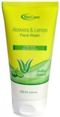 BioCare Aloevera and Lemon  Face Wash