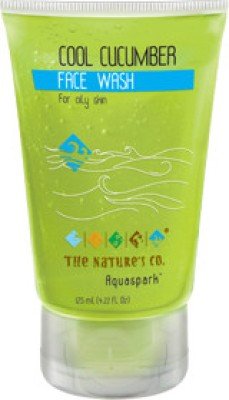 The Natures Co Cool Cucumber Face Wash
