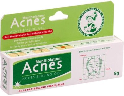 Acnes Sealing Gel Face Wash