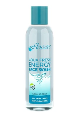 Flocare Aqua Fresh Energy Face Wash
