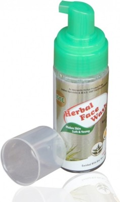 IMC Enriched With Aloevera-Neem-Lemon Face Wash