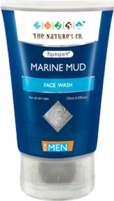 The Nature,s Co Marine?Mud Face Wash