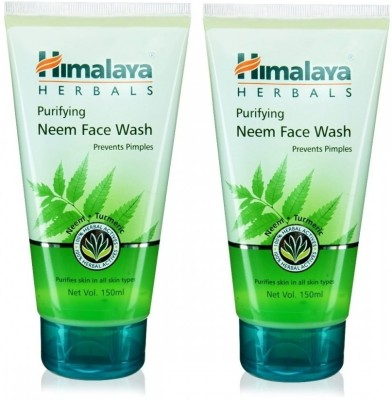 Himalaya Purifying Neem - (Pack of 2) Face Wash