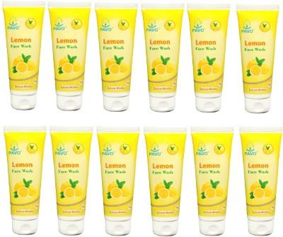 Pavo Lemon Reduces Wrinkles Face Wash