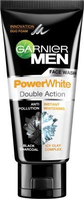 Garnier Men Power White Double Clean Face Wash