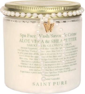 Saint Pure Pure Aloe Vera & Shea Beaute  Face Wash